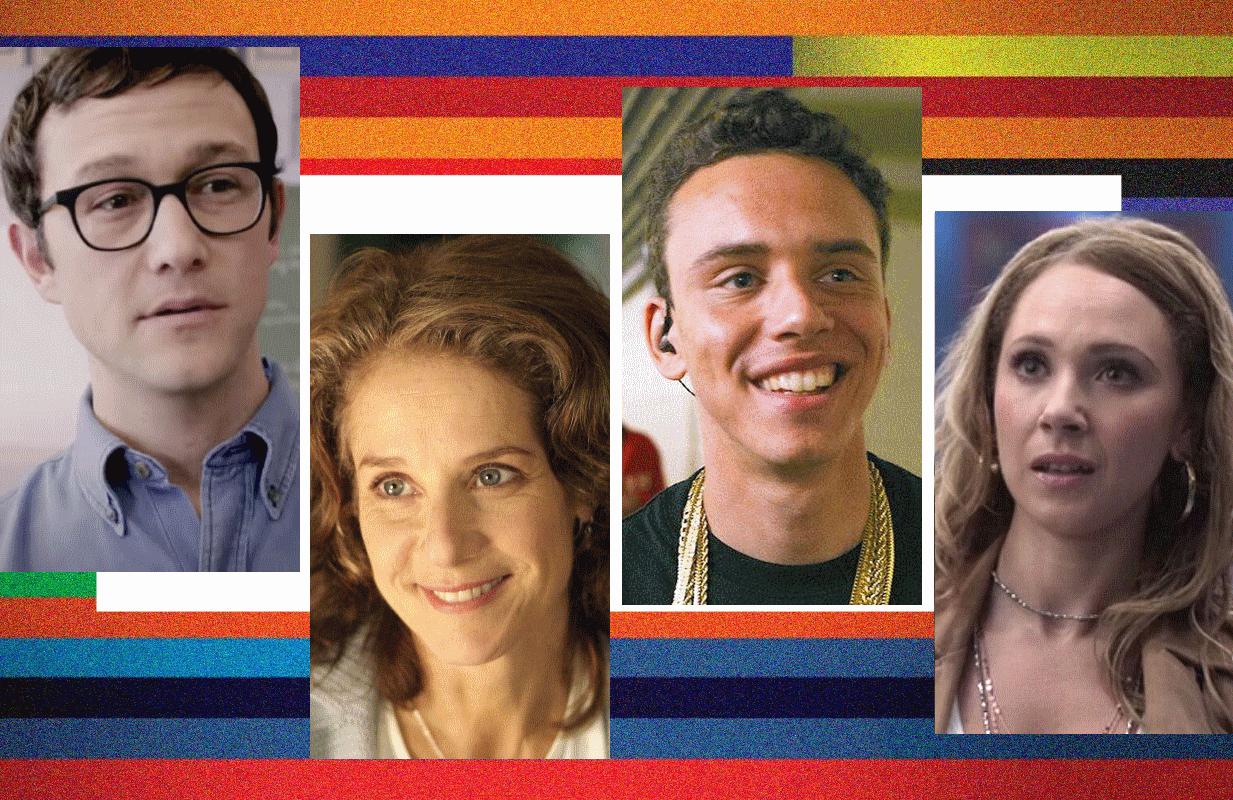 Joseph Gordon-Levitt, Debra Winger, Logic and Juno Temple star in Mr. Corman.