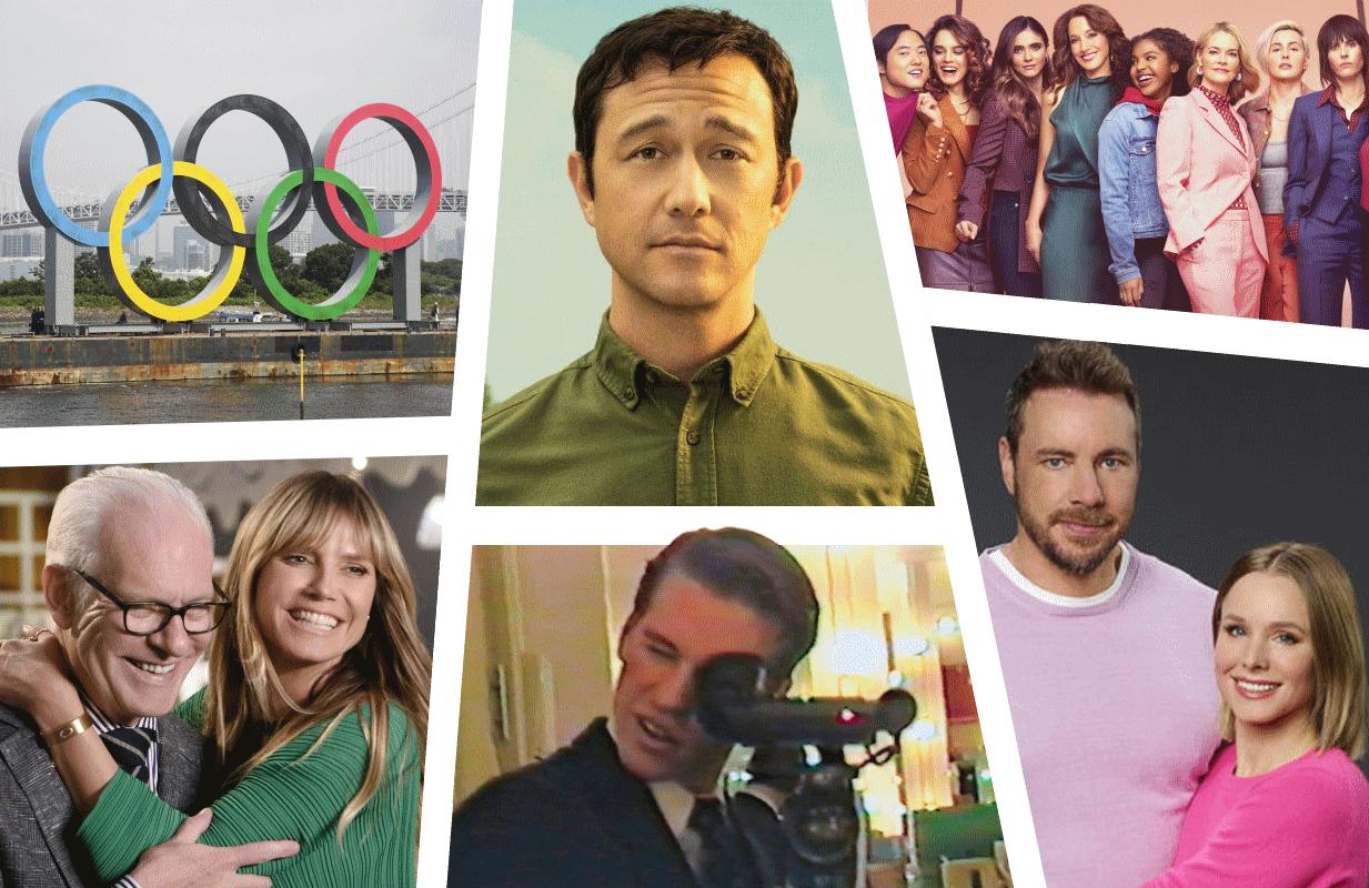 (Photos: NBC, Apple TV+, Showtime, Amazon, Hulu)