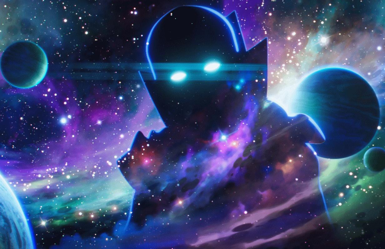Jeffrey Wright voices Uatu/The Watcher.