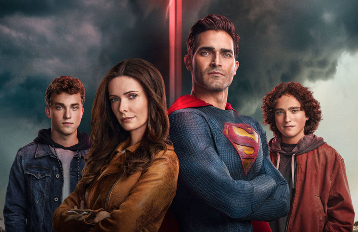 The Kent family leaps into rescue mode in tonight's Superman & Lois season finale. (Photo: The CW)