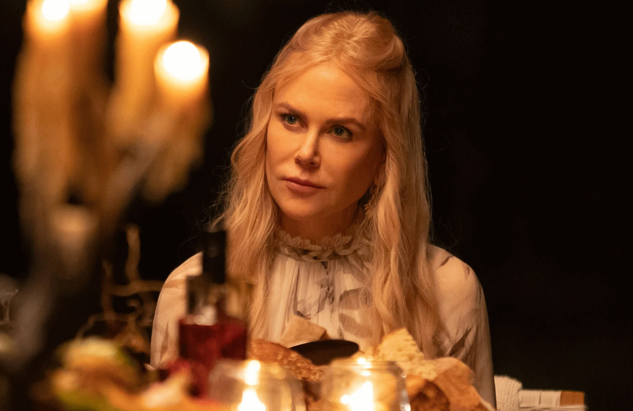 Nicole Kidman stars in Nine Perfect Strangers. (Photo: Hulu)