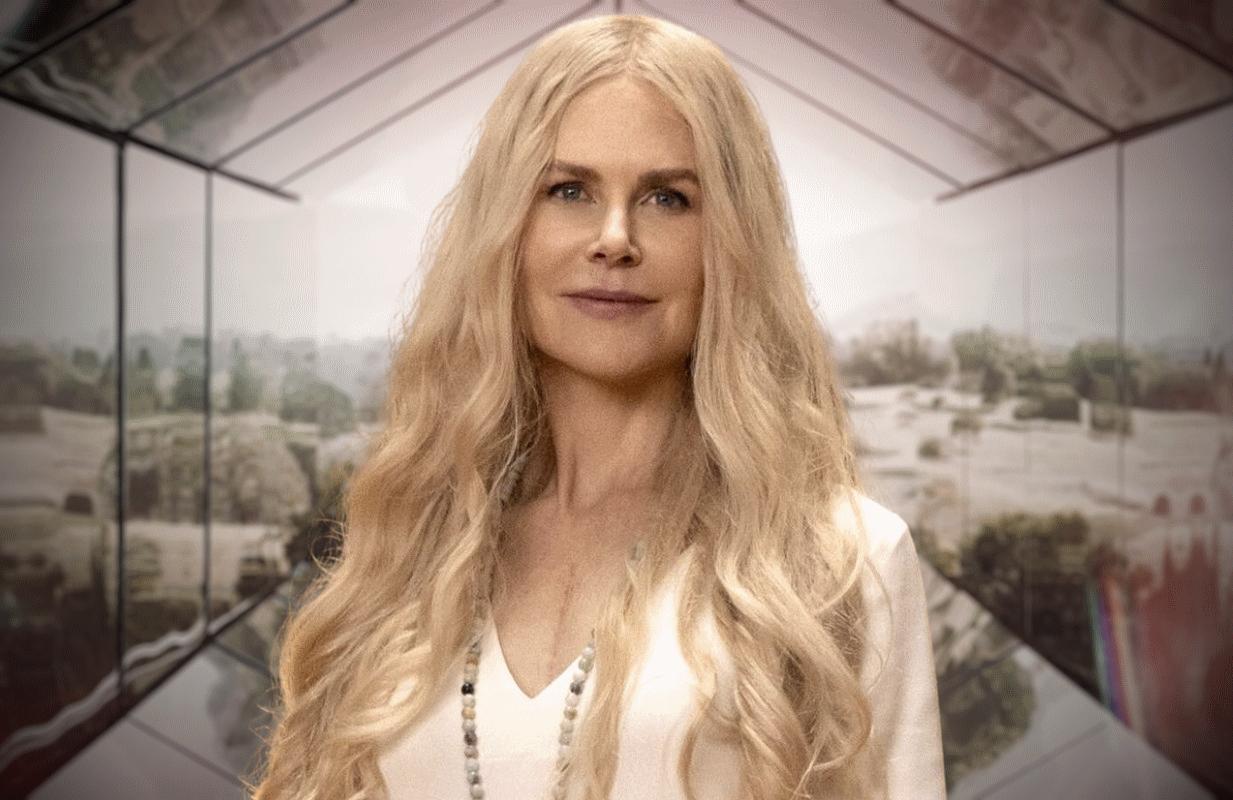 Nicole Kidman plays wellness guru Masha Dmitrichenko in Hulu's new star-studded limited series. (Photo: Hulu)