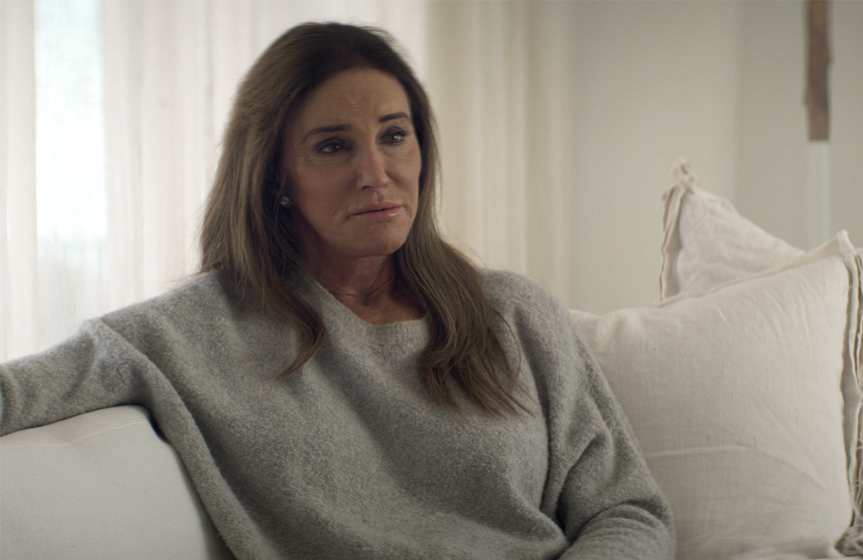 Caitlyn Jenner tells her story in the latest episode of Netflix's Untold. (Photo: Netflix)