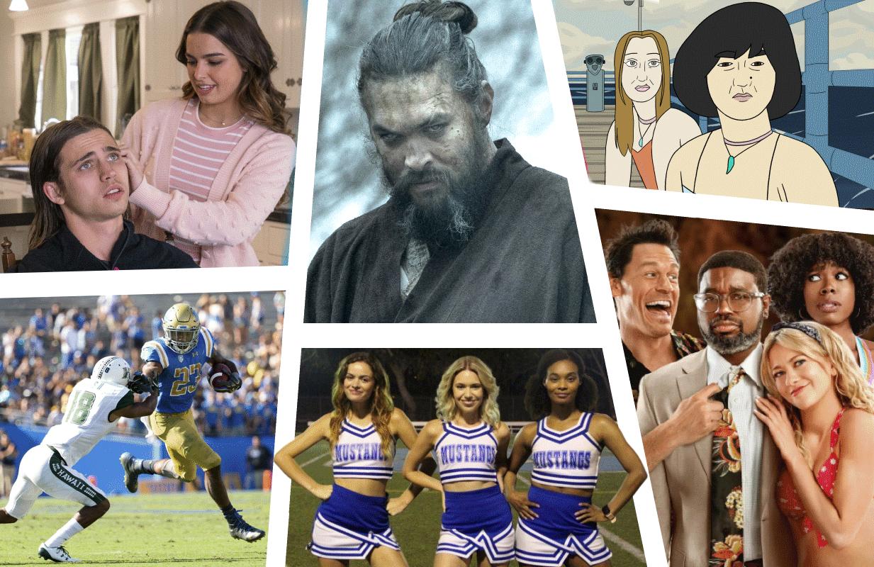 (Photos: Netflix, Apple TV+. Hulu, Lifetime)