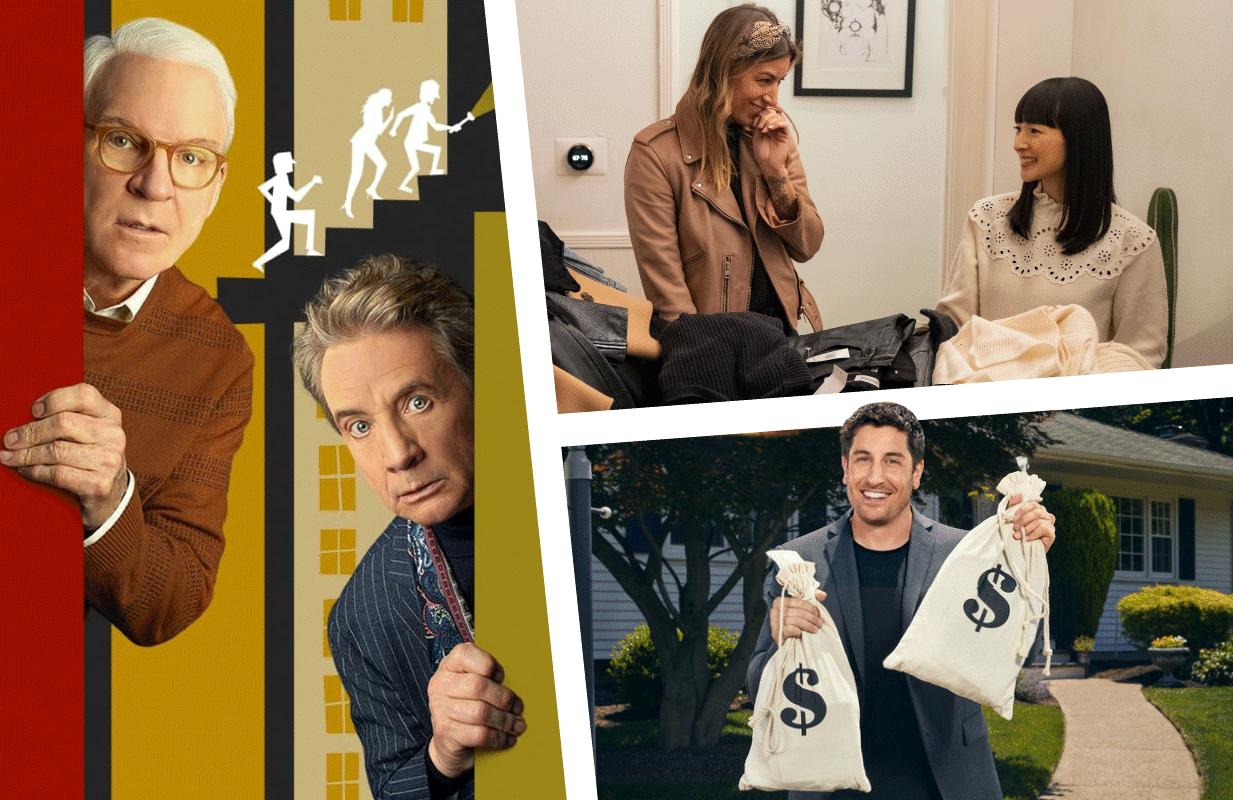 (Photos: Hulu, Netflix and E!)