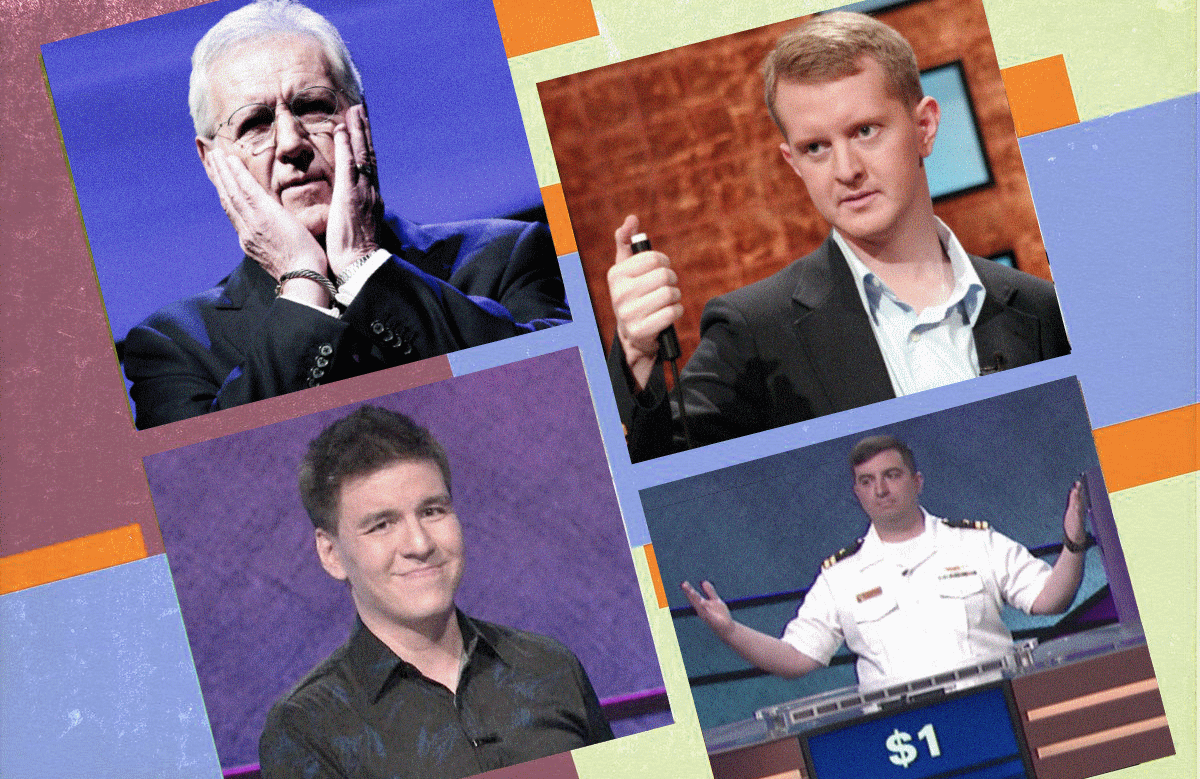 It's not all Ken Jennings and James Holzhauer. Promise.