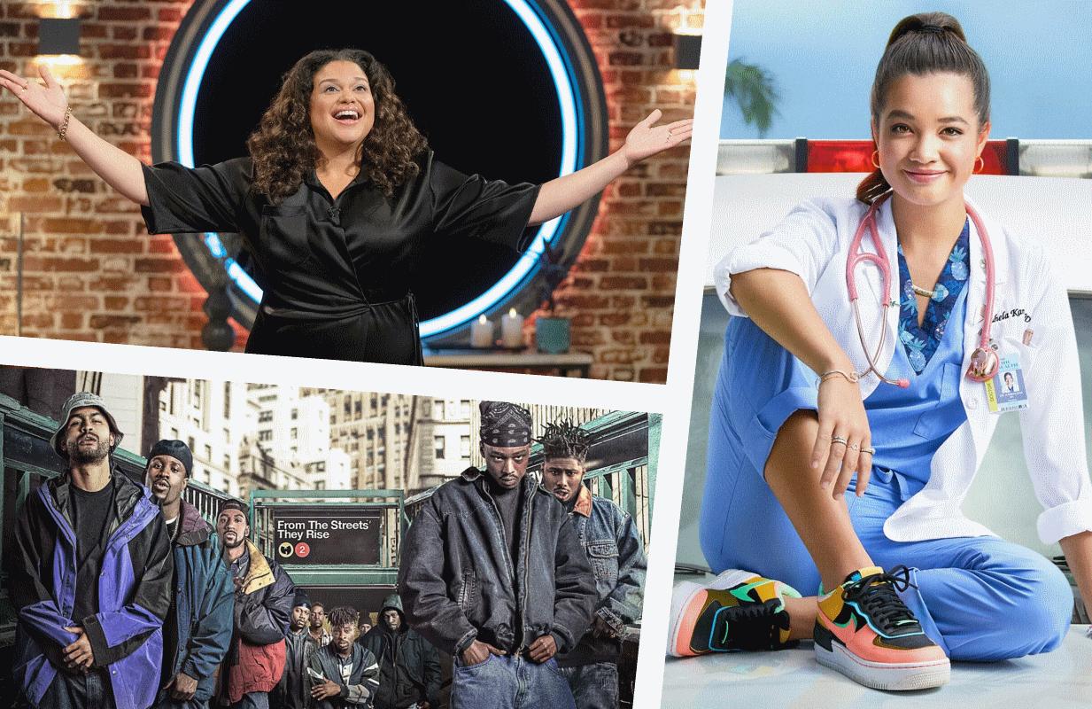 Photos: Netflix, Hulu, Disney+