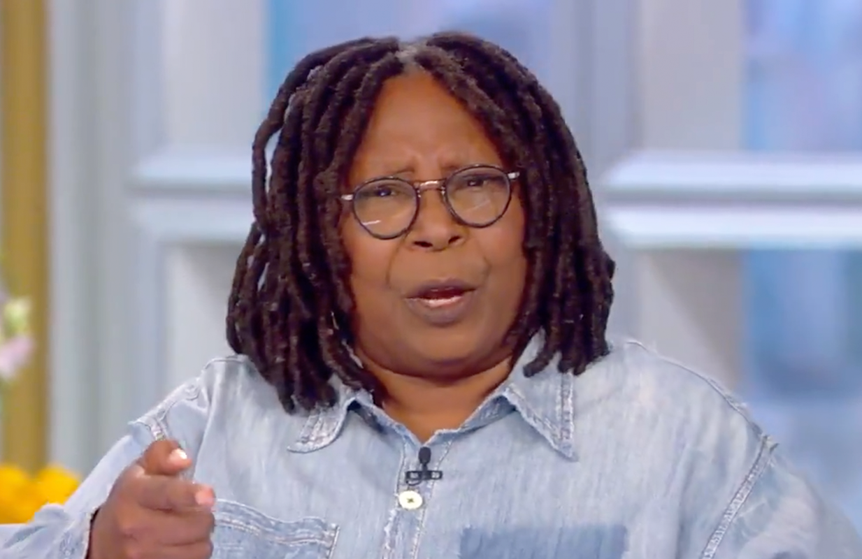 After years of complacency, is Whoopi Goldberg finally embracing her role on The View again? (Photo: ABC)