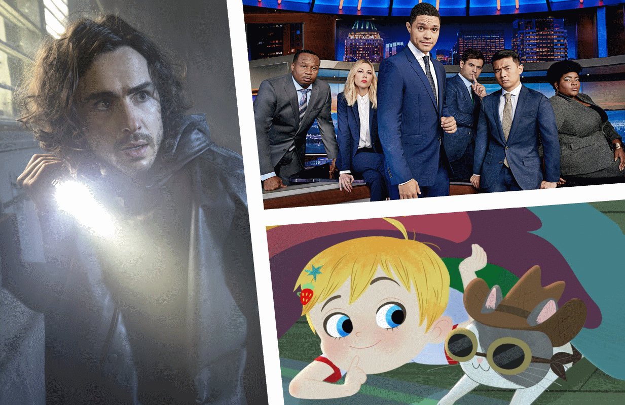 Photos: FX on Hulu, Comedy Central, Cartoonito/HBO Max