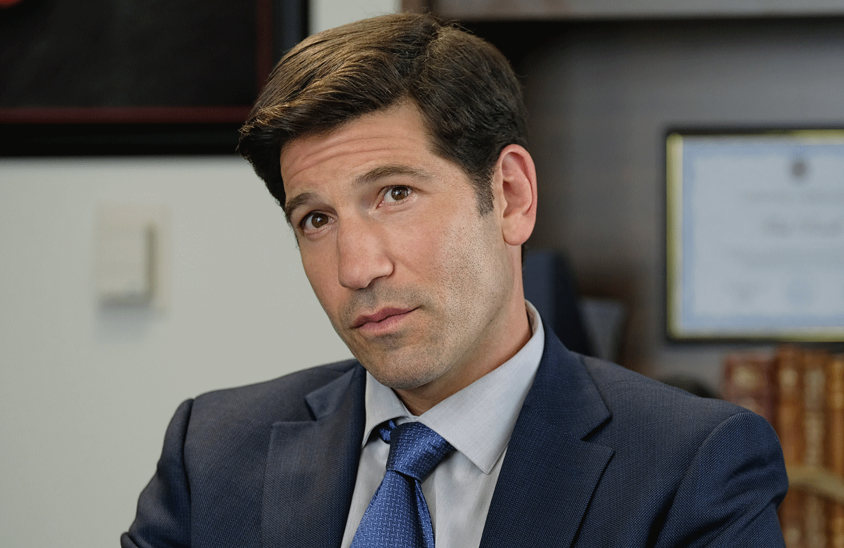 Jon Bernthal plays a father who lost his daughter to gun violence in one of The Premise's most intriguing episodes. (Photo: Ray Mickshaw/FX)