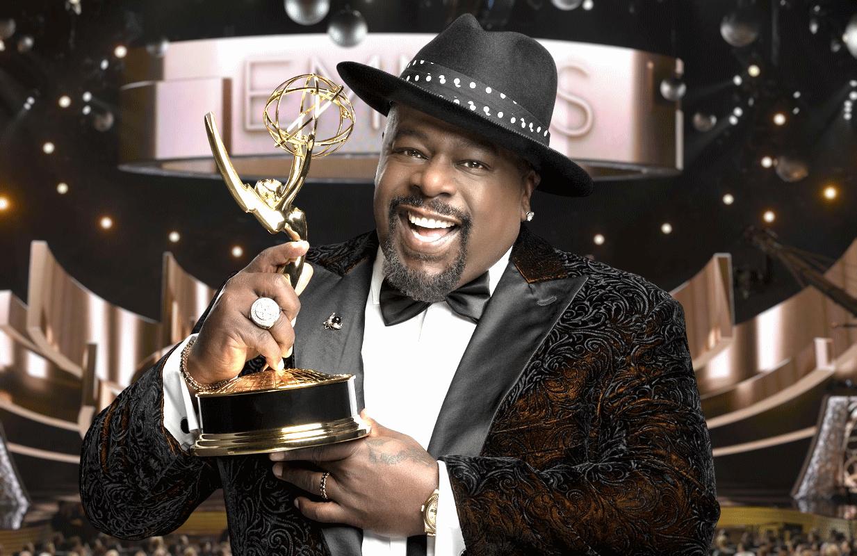 The Neighborhood star Cedric the Entertainer hosts the 73rd Primetime Emmy Awards, airing live Sunday night. (Photo: CBS)