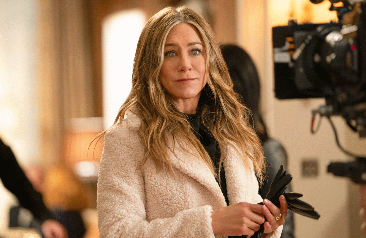 Alex Levy (Jennifer Aniston) is back on the scene as The Morning Show returns for Season 2. (Photo: Apple TV+)