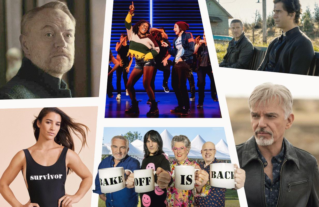 Photos: Apple TV+, Matthew Murphy, Netflix, Lifetime and Amazon