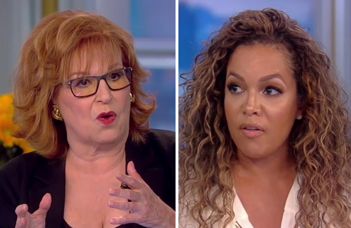 Joy Behar, Sunny Hostin & Co. were fired up Wednesday morning as they discussed Monica Lewinsky's new cancel culture documentary. (Photos: ABC)