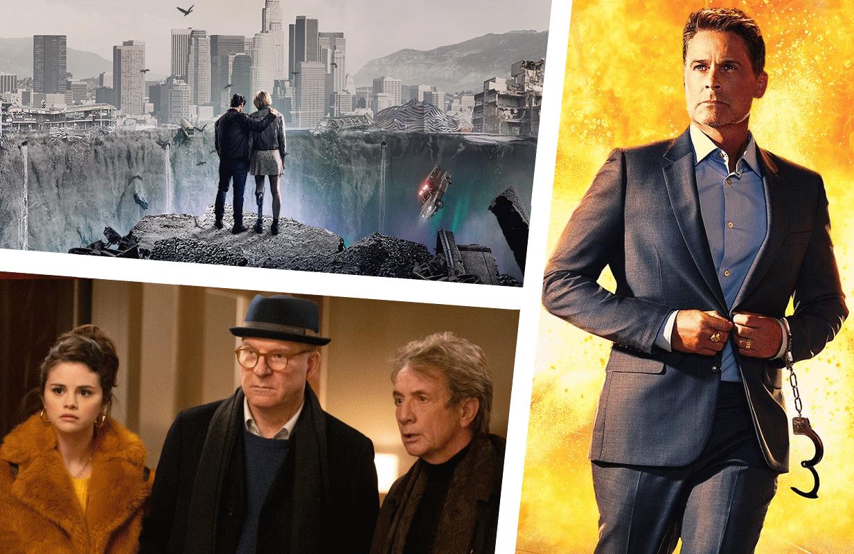 Photos: NBC, Hulu, Netflix