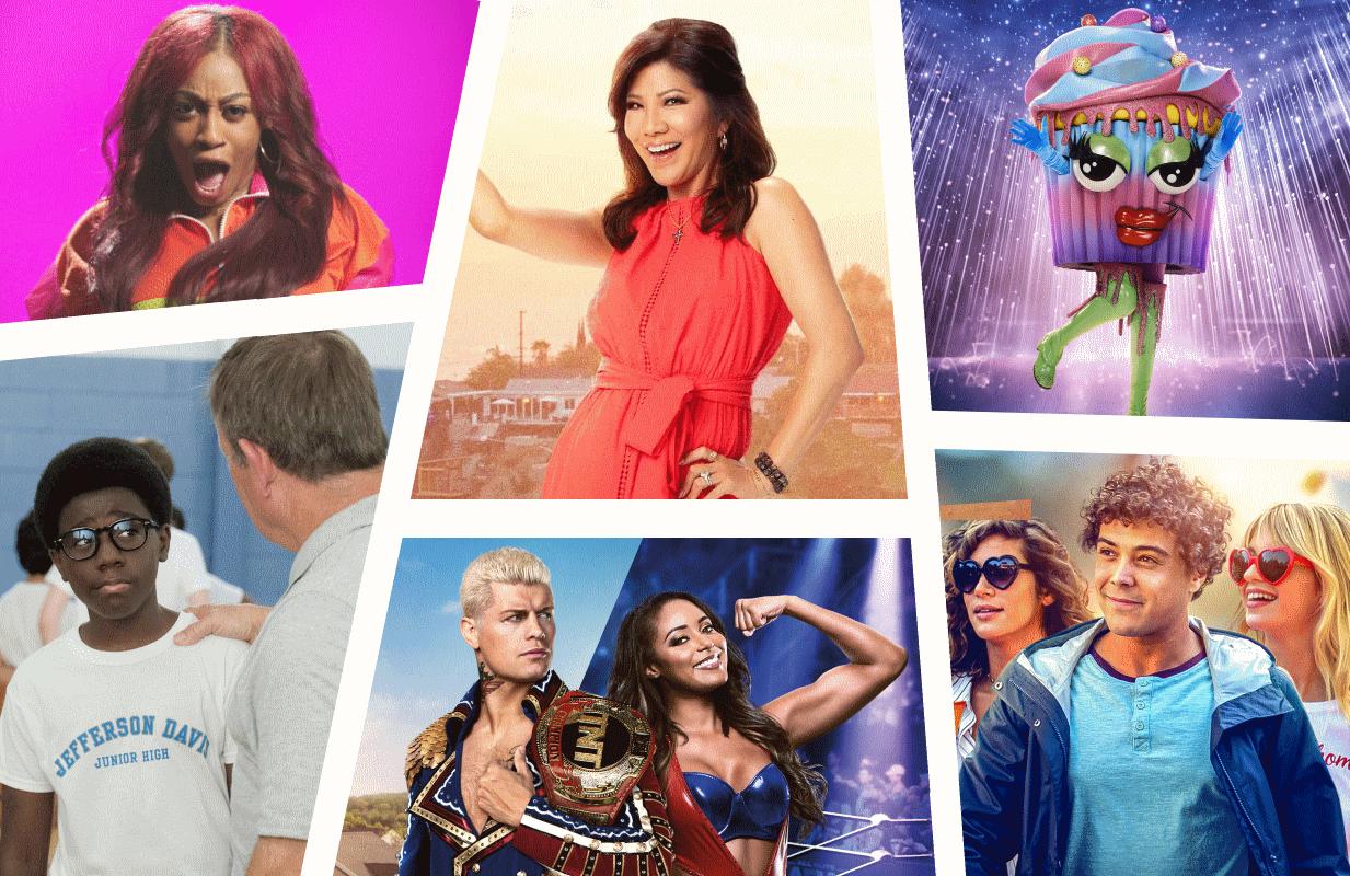 Photos: Netflix, CBS, FOX, ABC, TNT
