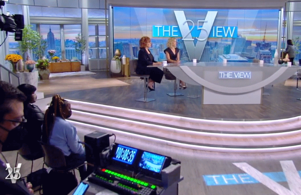 It was all systems go for Kamala Harris' first live in-studio interview  as Vice President... until wasn't.