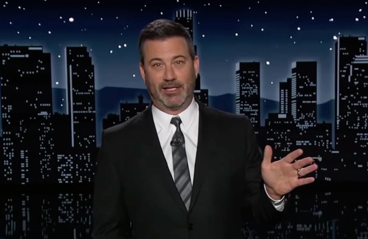 Jimmy Kimmel on Jimmy Kimmel Live (Photo: ABC)