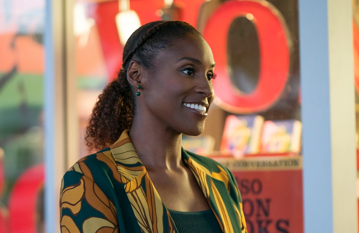 Insecure's fifth and final season is every bit as vibrant as years past. (Photo: HBO/Merie Wallace)