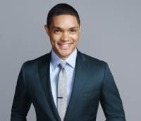 Trevor Noah on Comedy Central's The Daily Show