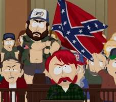 South Park - 'White People Renovating Houses'