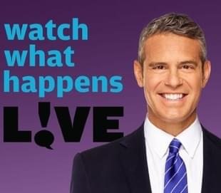 Watch What Happens Live with Andy Cohen