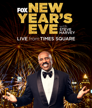 New Year's Eve With Steve Harvey: Live From Times Square