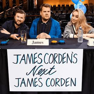 James Corden's Next James Corden