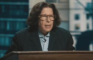 Fran Lebowitz in Pretend It's a City (Netflix)