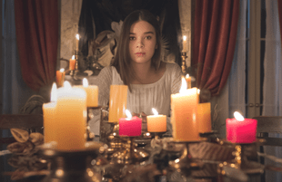 Did Emily Dickinson (Hailee Steinfeld) really hold a séance as depicted in Dickinson Season 2? (Photo: Apple TV+)