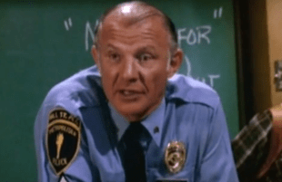 Michael Conrad on Hill Street Blues