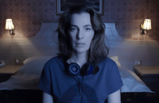 Ayelet Zurer in Losing Alice. (Apple TV+)