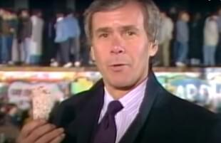 Tom Brokaw of NBC Nightly News (NBC)