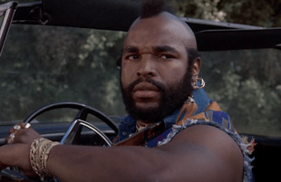 Mr. T in The A-Team (NBC)