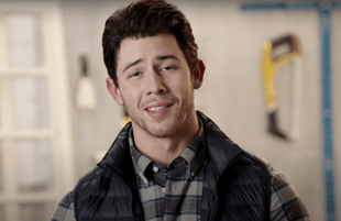 Nick Jonas on Saturday Night Live (NBC)