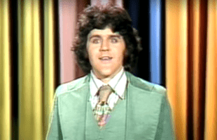Jay Leno on The Tonight Show Starring Johnny Carson (NBC)