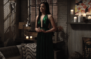 Kiara Barnes on The Bold and the Beautiful (CBS)