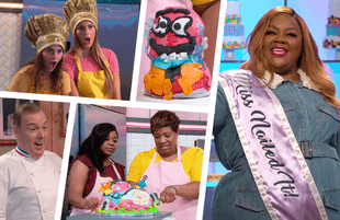 Nailed It! Returns to Netflix March 26th for its fifth season. (Netflix)