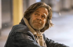 William H. Macy as Frank Gallagher on Showtime. (Showtime)