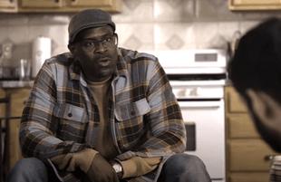 Kareem Green in Flatbush Misdemeanors (Showtime)