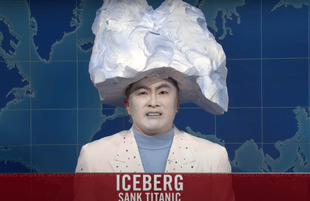 Bowen Yang on Saturday Night Live (NBC)
