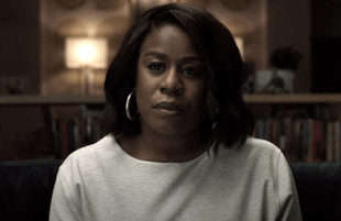 Uzo Aduba in In Treatment (HBO Max)