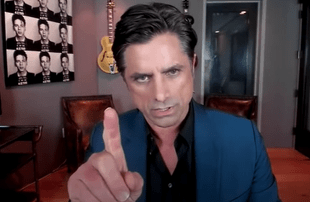 John Stamos on Jimmy Kimmel Live! (ABC)