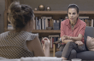 Dr. Orna Guralnik in Couples Therapy (Showtime)