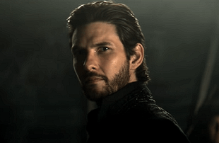 Ben Barnes in Shadow and Bone (Netflix)