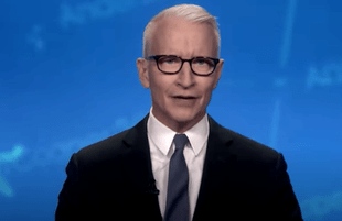 Anderson Cooper on Jimmy Kimmel Live! (ABC)