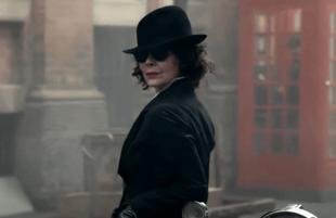 Helen McCrory in Peaky Blinders (Netflix)