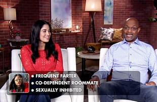 Dr. Viviana Coles and Pastor Calvin Roberson are back at it in Married at First Sight: Unmatchables (Lifetime)