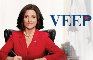 Julia Louis-Dreyfus of Veep (HBO)