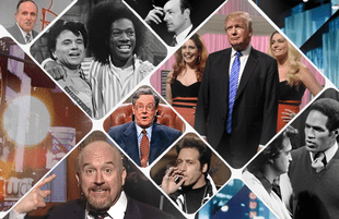 Elon Musk is far from SNL's first controversial host pick, although many of the show's most regrettable hosts only became so in retrospect. (Photos: NBC)